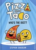 Pizza and Taco HC (2020 Random House) 1-1ST