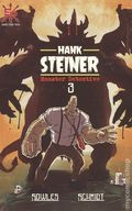 Hank Steiner Monster Detective (2020 Source Point Press) 3