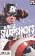 Marvels Snapshots Captain America (2020 Marvel) 1A
