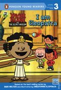 Xavier Riddle and the Secret Museum: I Am Cleopatra HC (2020 Penguin) 1-1ST