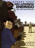 Nos Llamaron Enemigo GN (2020 Top Shelf) They Called Us Enemy Spanish Edition 1-1ST