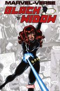 Marvel-Verse Black Widow TPB (2020 Marvel) 1-1ST