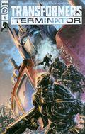 Transformers vs. the Terminator (2020 IDW) 2RI