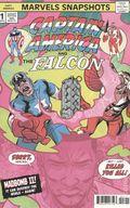 Marvels Snapshots Captain America (2020 Marvel) 1B