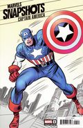 Marvels Snapshots Captain America (2020 Marvel) 1C