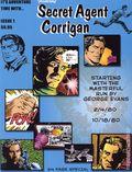 Secret Agent Corrigan TPB (It's Adventure Time With) 1
