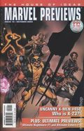Marvel Previews (2003) 12