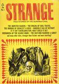 Strange (1971 Popular Library) 1971, #1