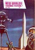 New Worlds Science Fiction (Nova Publications UK) Vol. 15 #45