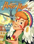 Walt Disney's Peter Pan Coloring Book (1952 Whitman Publishing) 2186