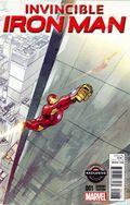 Invincible Iron Man (2015 2nd Series) 1GAMESTOP