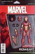 Invincible Iron Man (2016 3rd Series) 1F