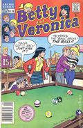 Betty and Veronica (1987) Canadian Price Variant 23