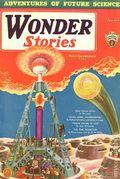 Wonder Stories (1930-1936 Stellar/Continental) Pulp 1st Series Vol. 3 #3