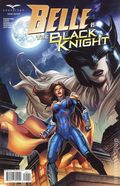 Belle vs. Black Knight (2020 Zenescope) One-Shot 1A