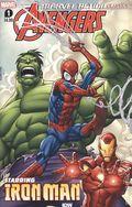 Marvel Action Classics Avengers Starring Iron Man (2020 IDW) 1