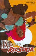 Killing Red Sonja (2020 Dynamite) 2D