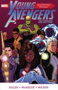 Young Avengers TPB (2020 Marvel) By Kieron Gillen The Complete Collection 1-1ST
