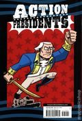 Action Presidents HC (2020 HarperAlley) Full Color Edition 1-1ST