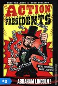 Action Presidents HC (2020 HarperAlley) Full Color Edition 2-1ST