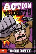 Action Presidents HC (2020 HarperAlley) Full Color Edition 3-1ST