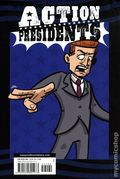 Action Presidents HC (2020 HarperAlley) Full Color Edition 4-1ST