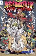 Teenage Mutant Ninja Turtles Bebop and Rocksteady Destroy Everything (2016 IDW) 1COMICBLOCK