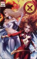 Giant Size X-Men Jean Grey and Emma Frost (2020 Marvel) 1KRS/BF