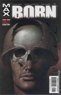 Born (2003 Marvel MAX) Punisher 1DF.SIGNED