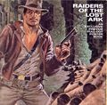 Raiders of the Lost Ark Pull-out Poster Book (Supergraphics) 0