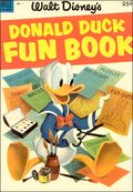 Dell Giant Donald Duck Fun Book (1953-1954 Dell) 1
