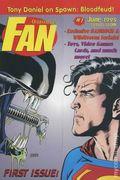 Overstreet's Fan (1995-1997 Gemstone Publishing) Magazine 1U