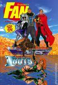 Overstreet's Fan (1995-1997 Gemstone Publishing) Magazine 4AU