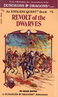 Endless Quest Book PB (1982-1987 TSR) Dungeons and Dragons... 5-1ST