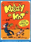 Krazy Kat HC (1969 Grosset & Dunlap) George Herriman's 1-REP