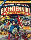 Captain America's Bicentennial Battles (1974 Marvel Treasury) UK Edition 1