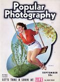 Popular Photography (1937 Ziff-Davis Publishing Co) Sep 1937