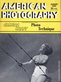 American Photography Magazine (1907 American Photographic Publishing Co.) Aug 1942