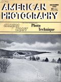 American Photography Magazine (1907 American Photographic Publishing Co.) Dec 1942