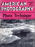American Photography Magazine (1907 American Photographic Publishing Co.) Jan 1942
