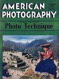 American Photography Magazine (1907 American Photographic Publishing Co.) Mar 1942