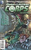 Green Lantern Corps (2011 2nd Series) 19A
