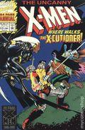 Uncanny X-Men (1963 1st Series) Annual 17U