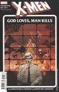 X-Men God Loves Man Kills Extended Cut (2020 Marvel) 1D