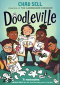 Doodleville HC (2020 Knopf) 1-1ST