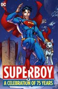Superboy A Celebration of 75 Years HC (2020 DC) 1-1ST