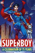 Superboy A Celebration of 75 Years HC (2020 DC) 1-1ST