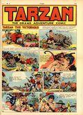Tarzan the Grand Adventure Comic (1951 Westworld) UK Vol. 1 #5