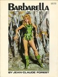 Barbarella GN (1968 Grove Press) 1st US Edition 1-REP