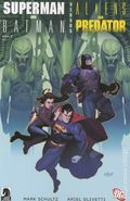Superman and Batman vs. Aliens and Predator (2007) 2